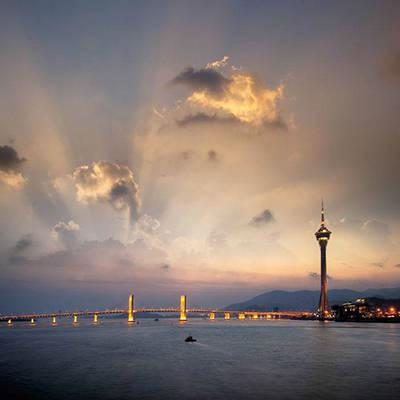 Macau HZMB Bridge