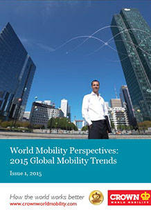 Crown World Mobility, Perspectives Issue 1, 2015