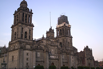 The wonders and delights of Mexico City