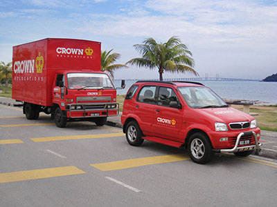 crown vehicles