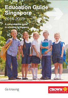 Singapore Education Guide 2014 - 2015